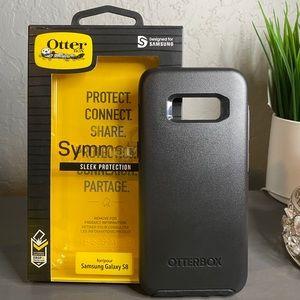 Samsung S8 Otter box case